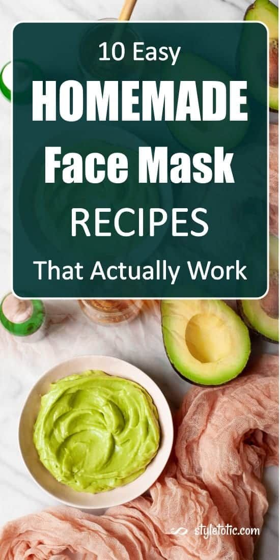 Photo of 10 DIY Moisturizing Face Mask Recipes You Really Have to Try