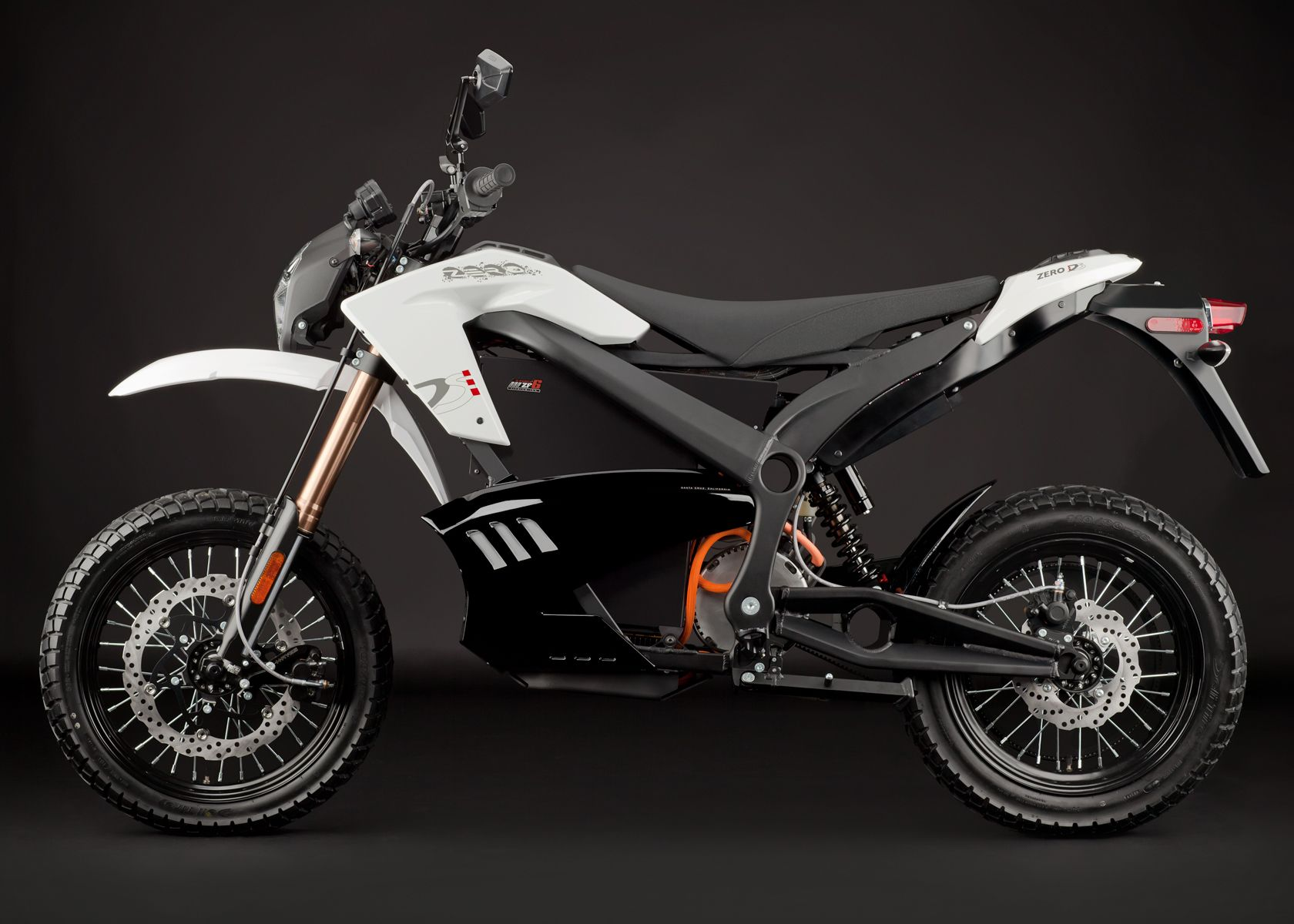 2012 Zero Ds Electric Motorcycle Mixed Reviews Electric