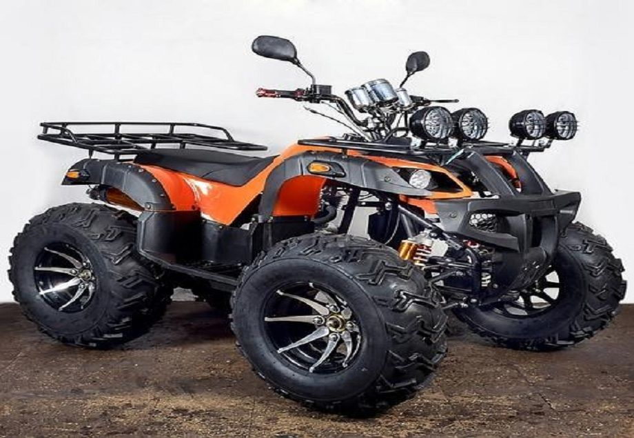 Global All Terrain Vehicle Market Research Report 2019