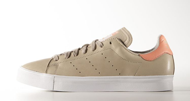 "adidas Stan Smith Vulc ""Dust Sand"" Available Now"