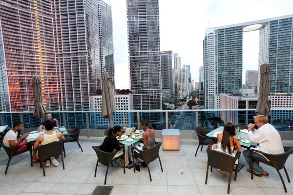Best Scenery In Miami Restaurants With A View Miami Restaurants Miami Restaurants South Beach Miami Vacation