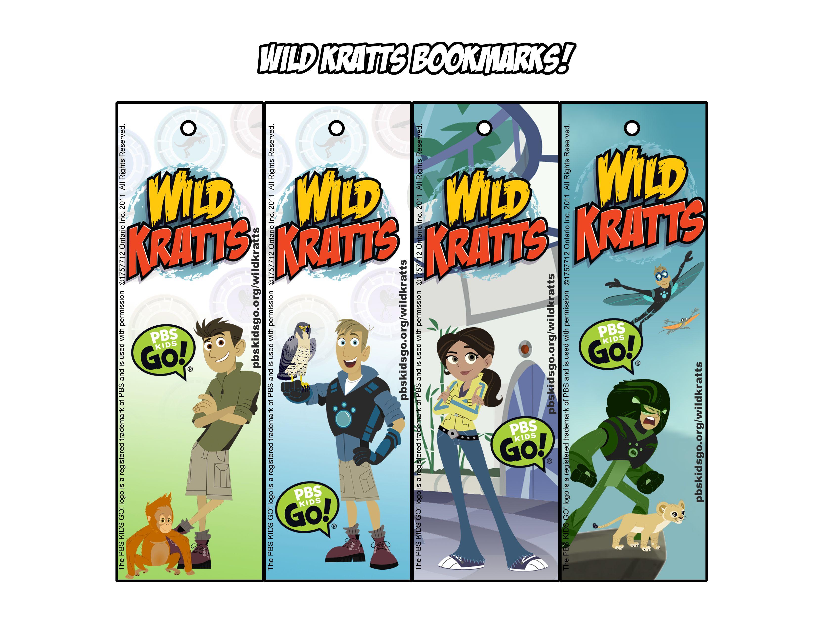 Wild Kratts Images