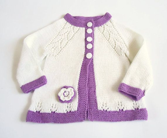 Baby Sweater Knit Baby clothing Hand Knitted Baby Sweater Knit ...