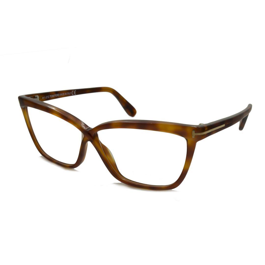 bd502fd7766 Tom Ford Women s TF5267 Rectangular Reading Glasses