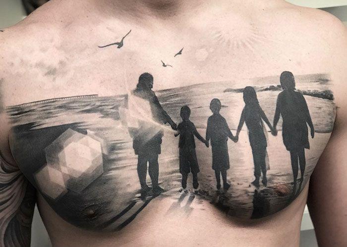 101 Best Family Tattoos For Men Family Tattoos For Men Family Tattoos Good Family Tattoo