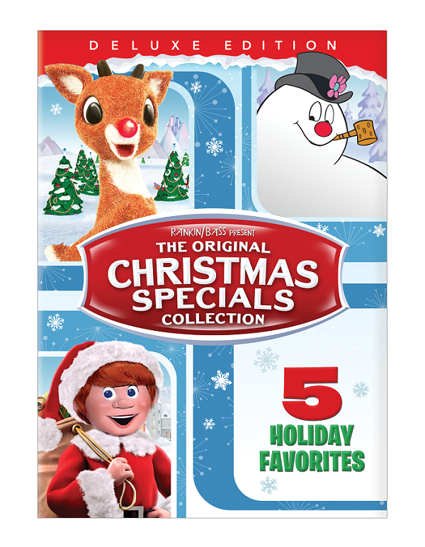 Christmas Specials 2019.The Original Christmas Specials Collection Deluxe Edition