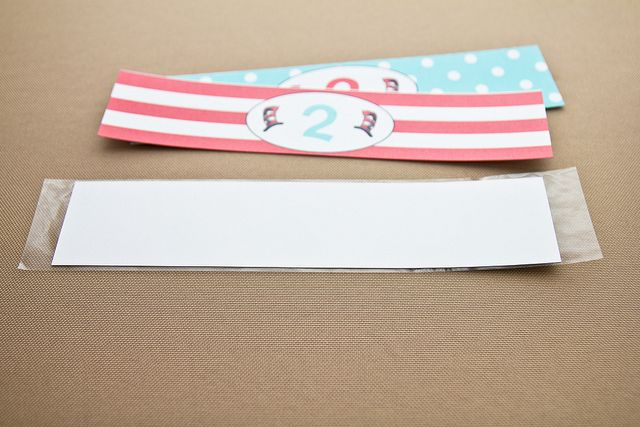 How to Make Custom Water Bottle Label by foodiebride, via Flickr
