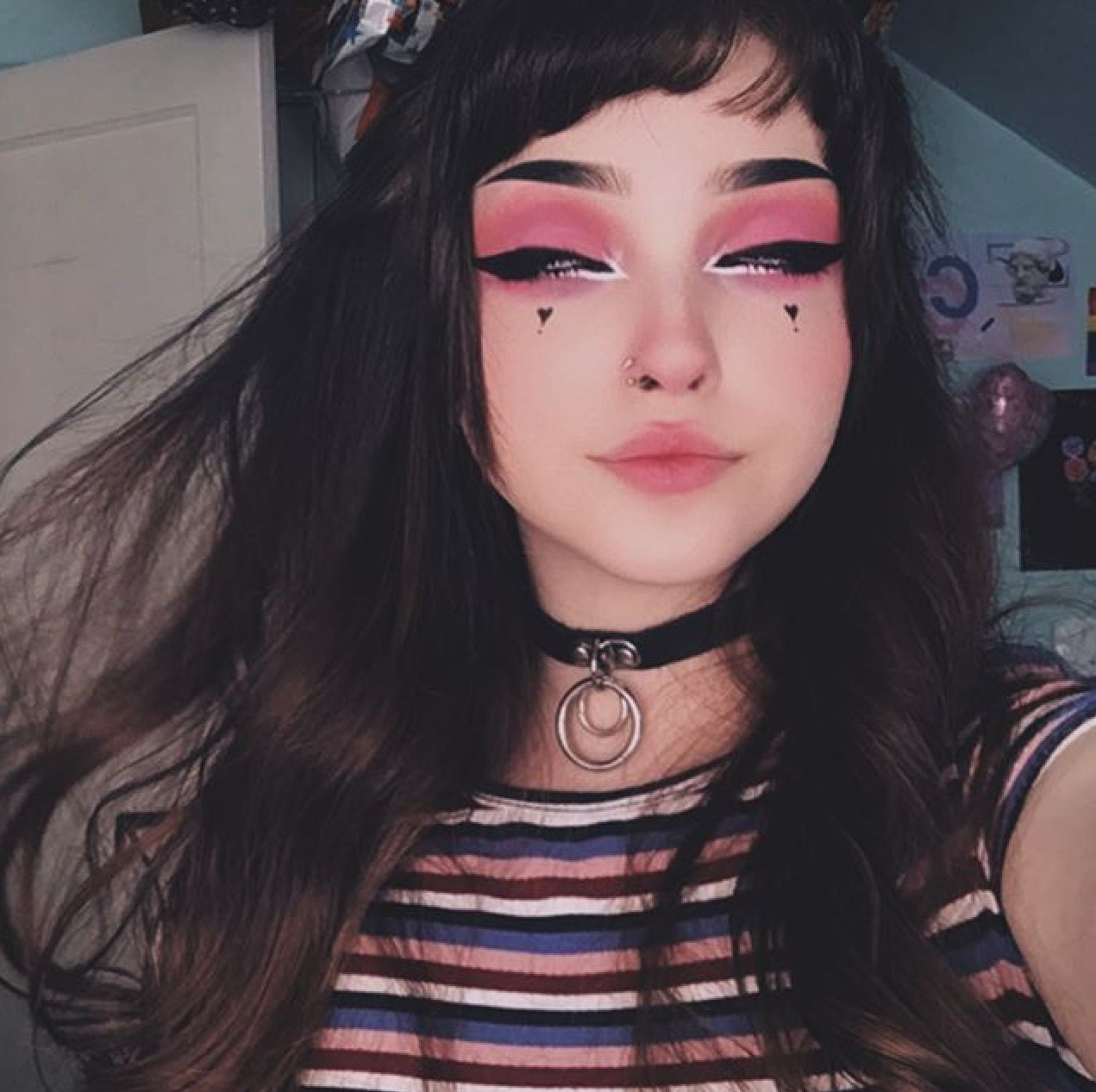 Girls Makeup Edgy Makeup Cute Makeup