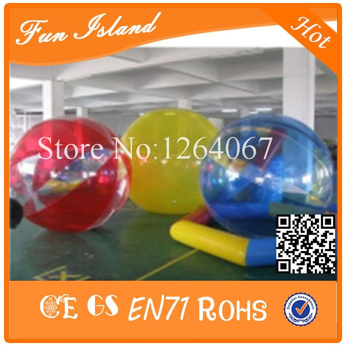 Good Price Colorful Inflatable Water Walking Ball Water Ball