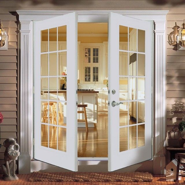 Reliabilt French Doors Outswing French Doors Exterior French