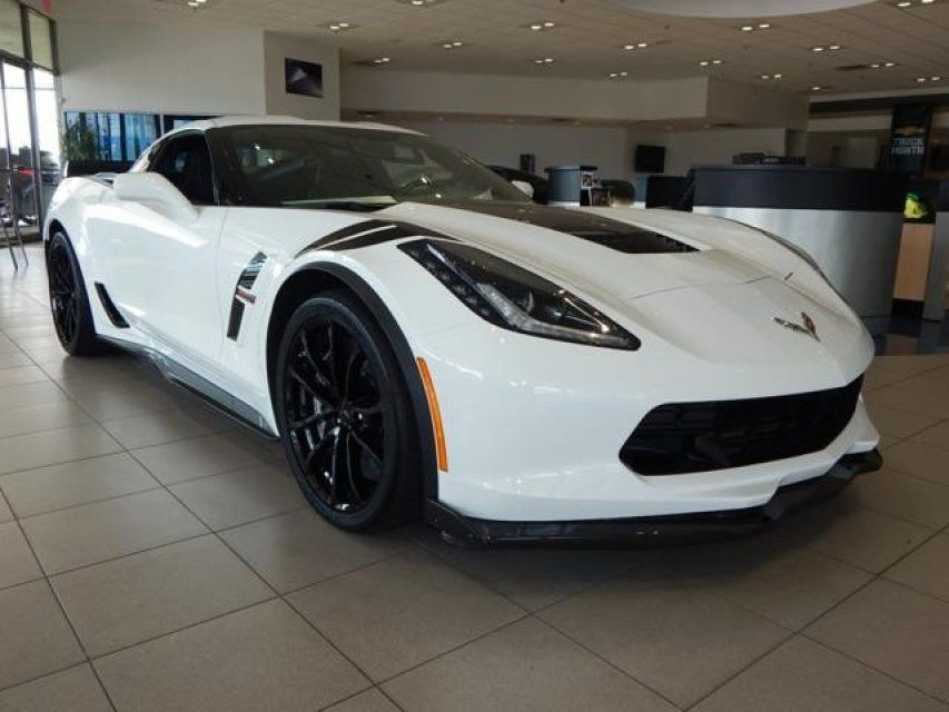 New 2017 Chevrolet Corvette Grand Sport Coupe in Tulsa OK