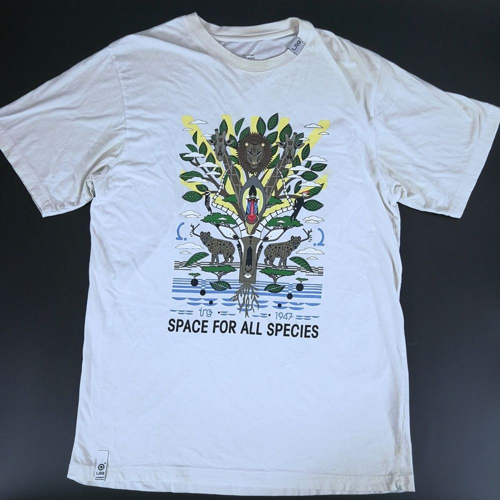 a708afef5c9d Space T Shirts Ideas  spaceshirts  spacetshirts Lifted Research Group Mens  LRG African Graphic T-Shirt Space For All Species XL -  15.00 End Date   Wednesday ...