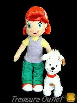 Details About Disney Stuffed Plush Set Darby And Buster
