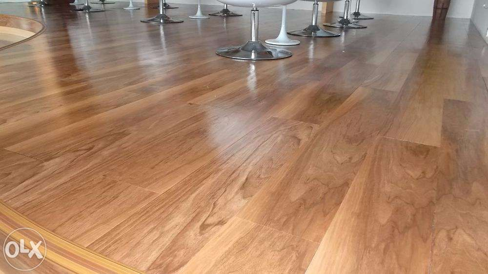 View Vinyl Tiles Wood Grain With Adhesive From Korea For In Parañaque On