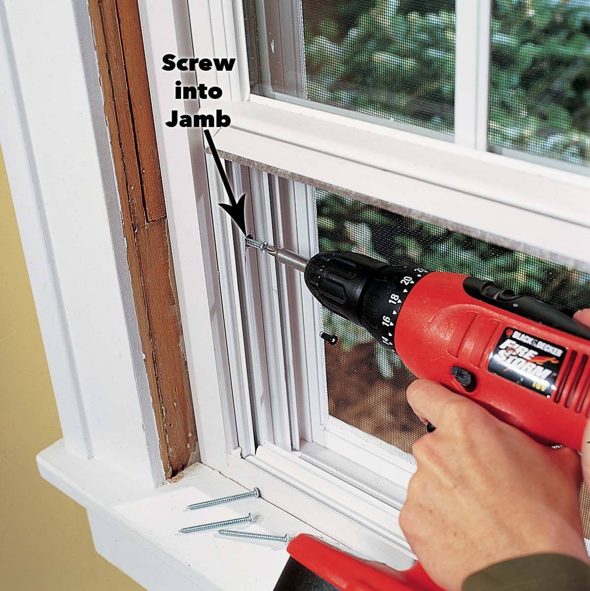 How to Install a Window Vinyl replacement windows