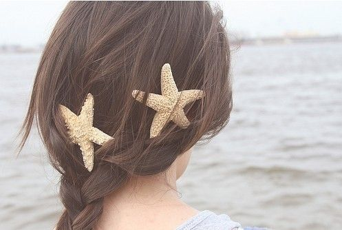 Starfish hair!