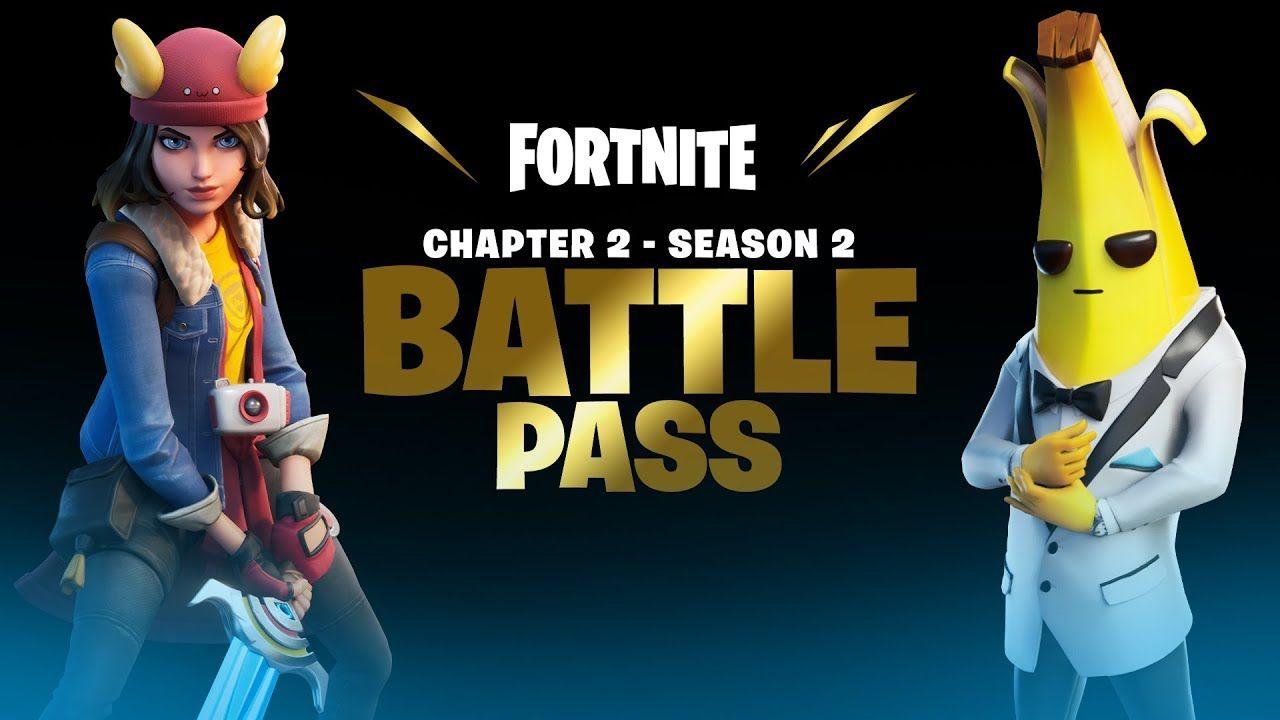 Fortnite Chapter 2 Season 2 Battle Pass Gameplay Trailer Fortnite Season 2 Seasons