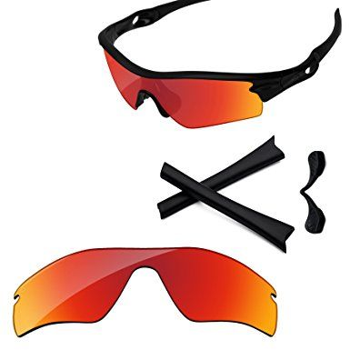 29dc75a743 PapaViva Replacement Lenses   Rubber Kits for Oakley Radar Path Review