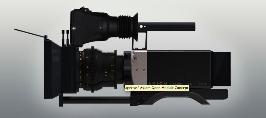 Apertus   Creating worlds first open source 4k Cinema Camera