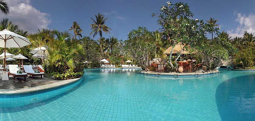 Melia Bali Villas Spa Resort Google Bali Resort Amazing Swimming Pools Bali