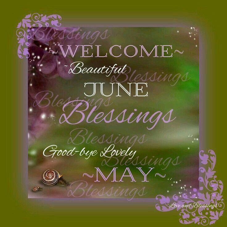 Hi sister wishing you beautiful june happy june