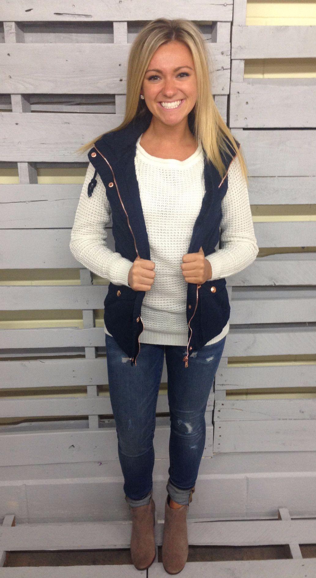 Faye Vest