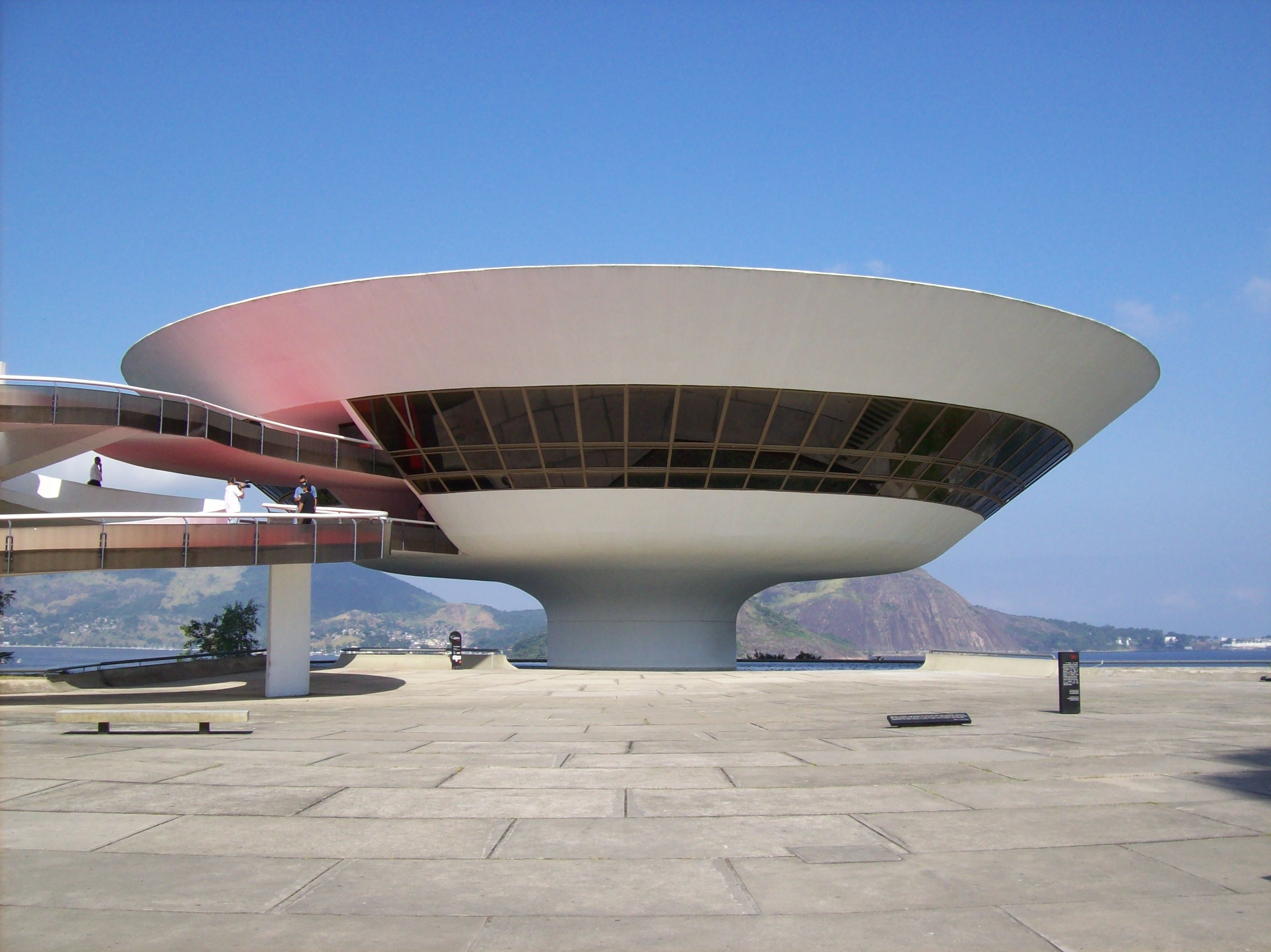 Museum Of Modern Art Brazil. Type Stuff