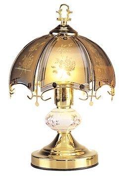 Ok Lighitng Ok 609bga Sp3 14 25 In Gold Table Touch Lamp Amazon Com Touch Lamp Lamp Gold Table