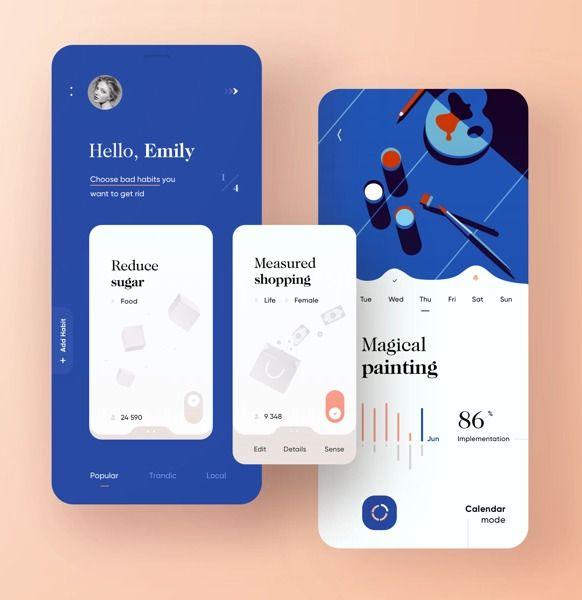 Habits Tracker App