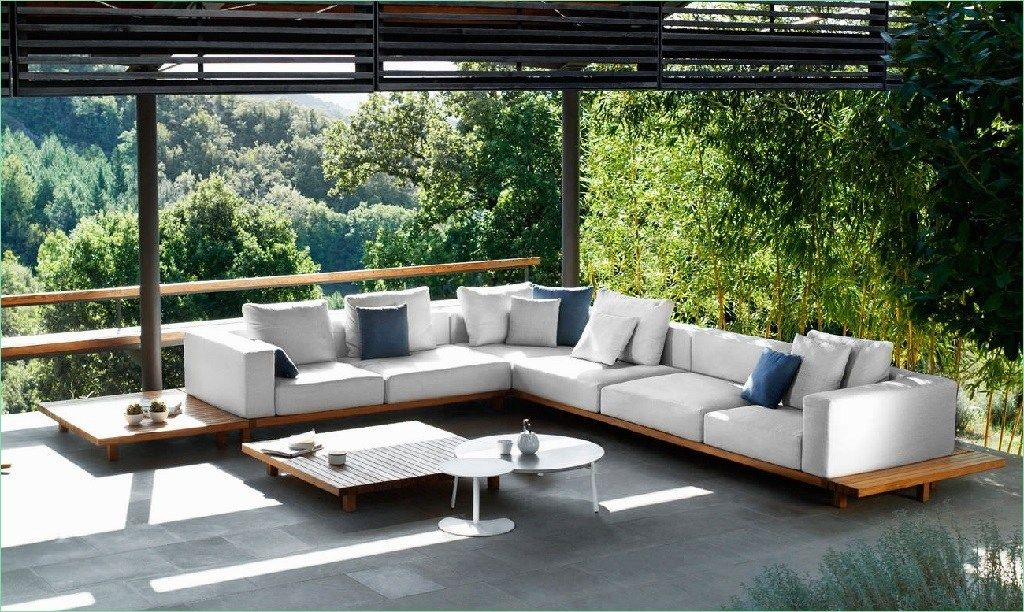 Cozy Modern Outdoor Contemporary Furniture Ideas Daily Home List Modern Outdoor Furniture Modern Outdoor Sofas Luxury Garden Furniture