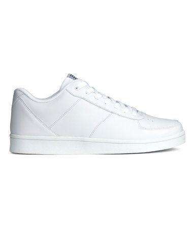 Sneaker | Weiß | Herren | H&M DE