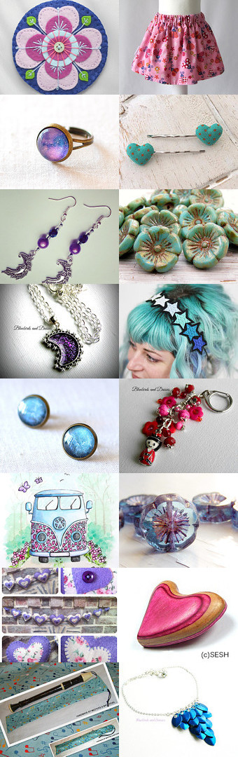 Inspired by Nature by Gem on Etsy--Pinned with TreasuryPin.com