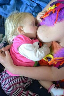 100 (non-scientific) things to love about breastfeeding
