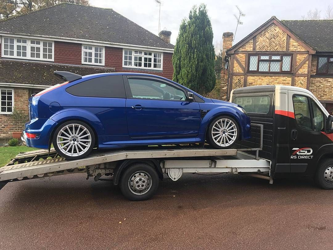Thanks To Ryan For Using Rs Direct To Sell His Ford Focus Rs Great Spec And Condition