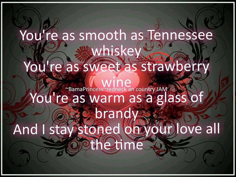 Lyric lyrics to tennessee whiskey : Chris Stapleton ~ Tennessee Whiskey | COUNTRY ARTIST & LYRICS ...