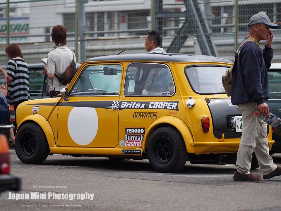 Jdm Britax Mini Mini Race Car Graphics Pinterest Jdm And Cars