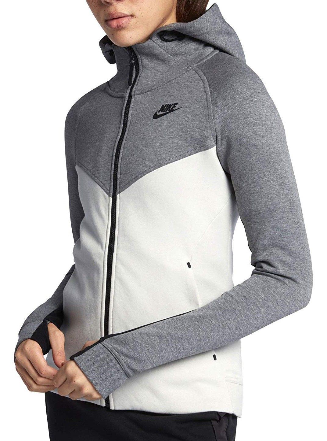 Nike Women S Sportswear Tech Fleece Hoodie Hoodie Jacket Women Nike Jackets Women Tech Fleece Hoodie [ 1442 x 1072 Pixel ]