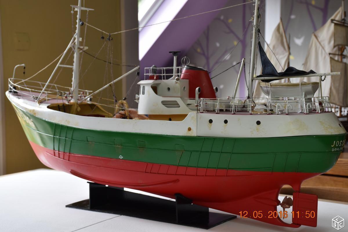 maquette bateau chalutier jeux jouets pas de calais vissersboot pinterest. Black Bedroom Furniture Sets. Home Design Ideas