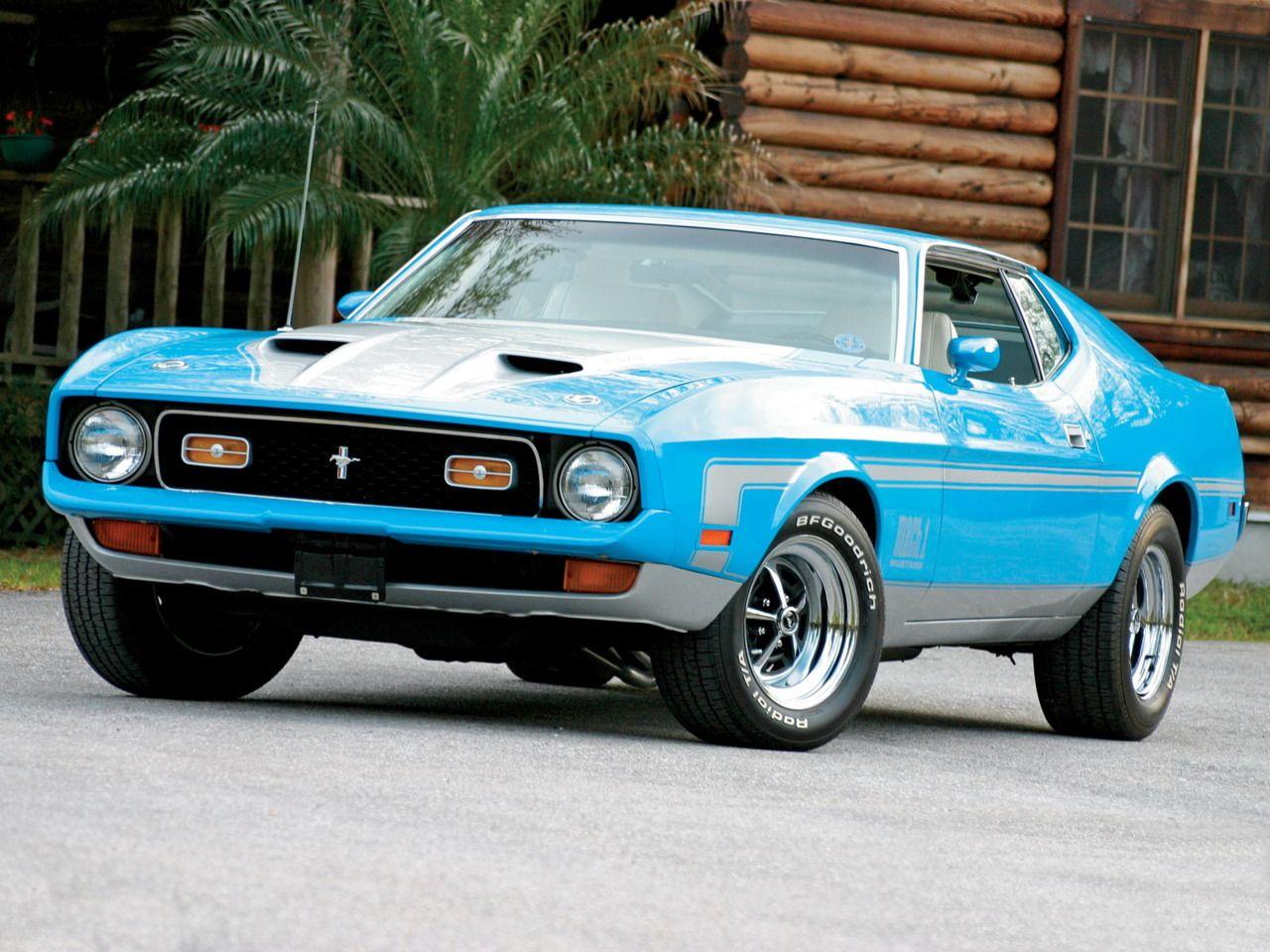 1971 Ford Mustang Mach 1 1971 Ford Mustang Ford Mustang Mustang Mach 1