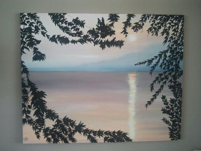 Lago di Garda, made for my Italian friend!