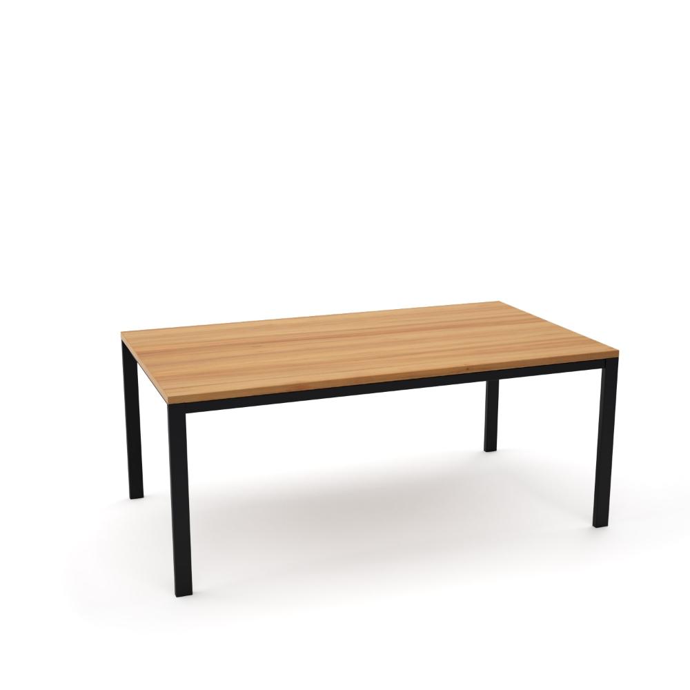 Tisch Ferrum 004 Holz Metall Ulme Schwarz Esstisch Gartentisch Stahlzart Mobel Moderne Designmobel Aus H Gartentisch Holz Holz Und Metall Gartentisch