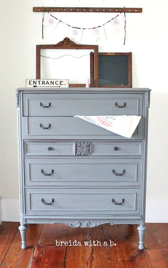 Stunning Hand Painted Dresser Furniture Milk Paint Hand Painted Dressers