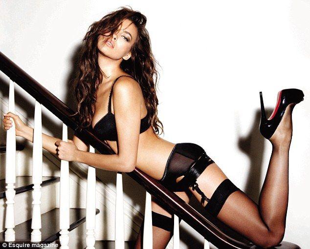 Irina Shayk, #Model, #Lingerie, #Fashion, #Sexy, #Hot, #Women, #Girls