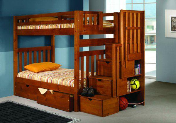Etagenbett Kinder Treppe : Hochbett treppe günstig kaufen ebay
