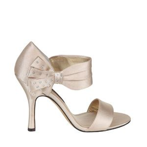 Stry Champagne Heels Wedding Shoes