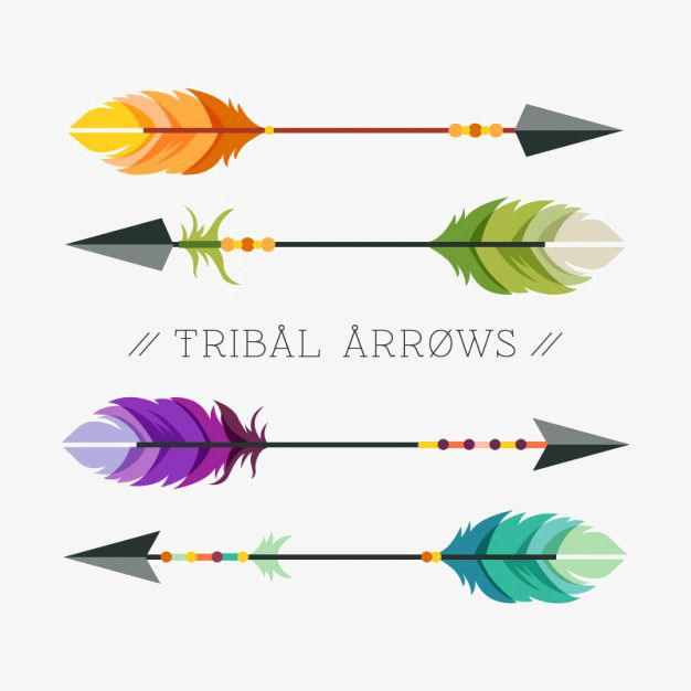 Millions Of Png Images Backgrounds And Vectors For Free Download Pngtree Tribal Arrows Arrow Tattoos Colorful Tribal