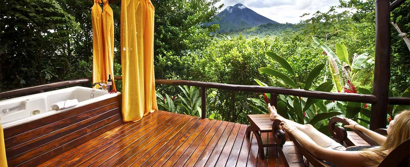 Award Winning Hotel Near Arenal Volcano National Park 280 Nayara