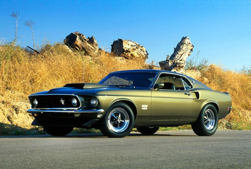Pin On Ford Mustang 1969 70