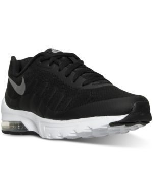 Nike Women s Air Max Invigor Running Sneakers from Finish Line - Black 6.5  https   94cad395d64a