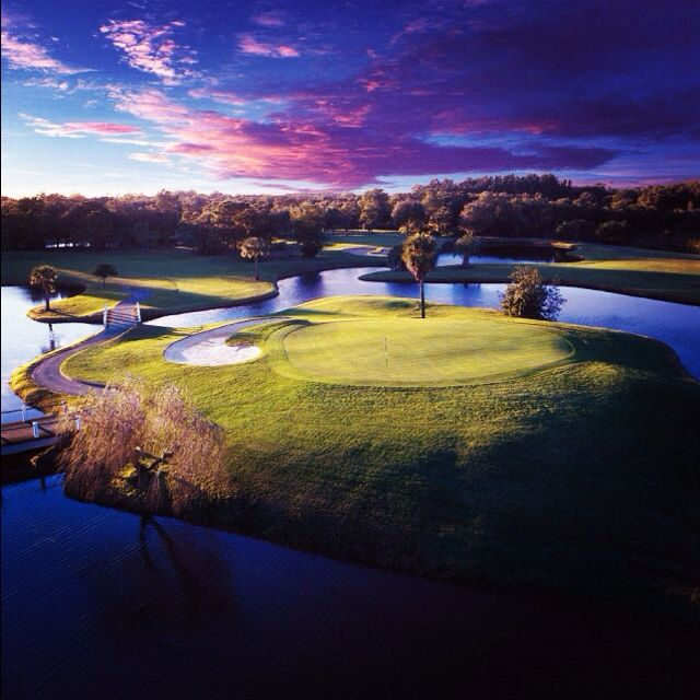 Tampa Bay Vacation Condo: Innisbrook Golf & Spa, Outside Tampa, Florida And Home To
